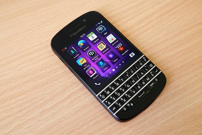 Dịch vụ sửa chữa điện thoại Blackberry