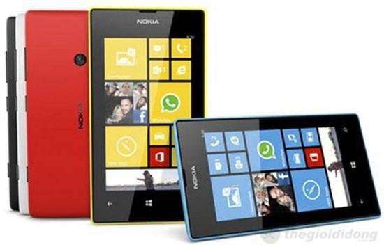 Dịch vụ sửa chữa thay màn hình Lumia 520