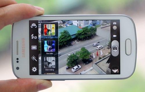 Sửa Samsung Galaxy Trend  hư đèn Flash