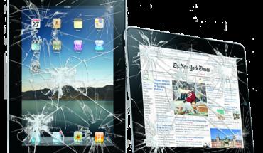 Dịch vụ thay màn hình cảm ứng, mặt kính iPad 1/2/3/4, iPad Air, iPad Mini chính hãng