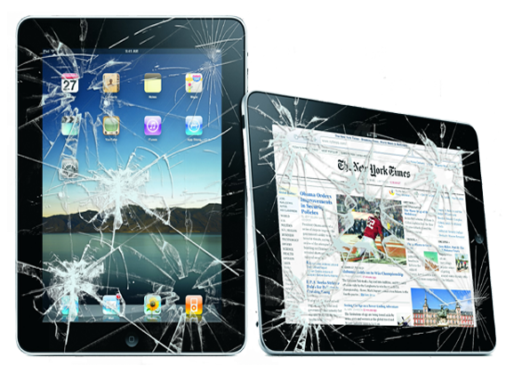 Dịch vụ Thay mặt kính cảm ứng màn hình iPad