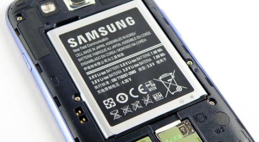Thay pin Samsung Galaxy chính hãng giá tốt