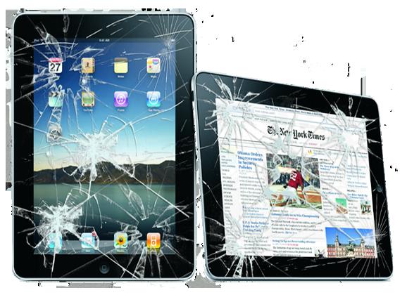 Thay mặt kính cảm ứng màn hình iPad