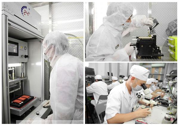 Đội ngũ kỹ thuật viên 24h nhiều năm kinh nghiệm trong ngành sữa chữa điện thoại