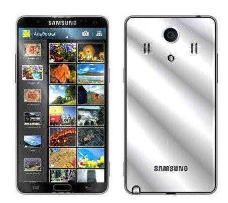 Ý tưởng thiết kế Samsung Galaxy Note 5
