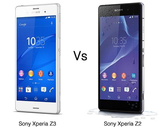Sony-Xperia-Z3-vs-Sony-Xperia-Z2