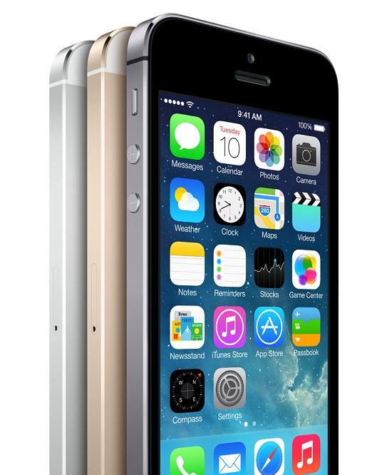 """Màn hình iPhone 5, 5S kết hợp với hệ điều hành tối ưu sẽ vẫn đảm bảo """"phần nhìn"""""""