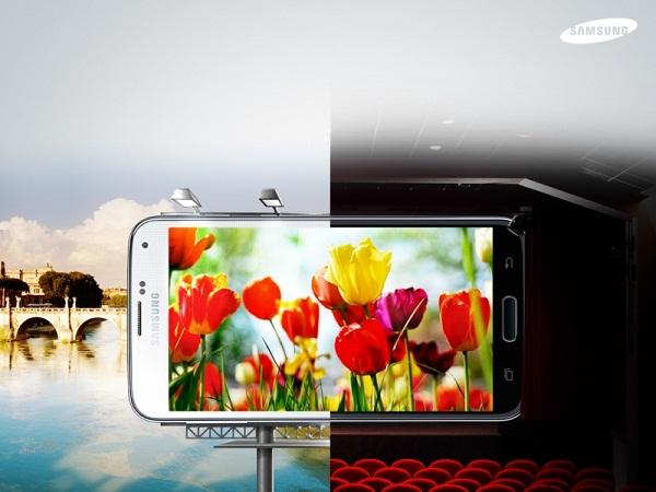 "Samsung Galaxy S5 FullHD 5.1"""