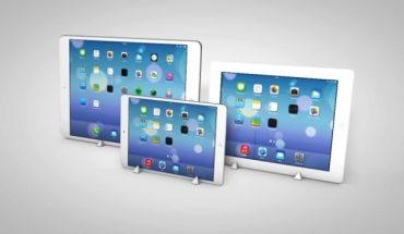 Chiếc iPad tương lại sẽ có màn hình 12.2 inch ?