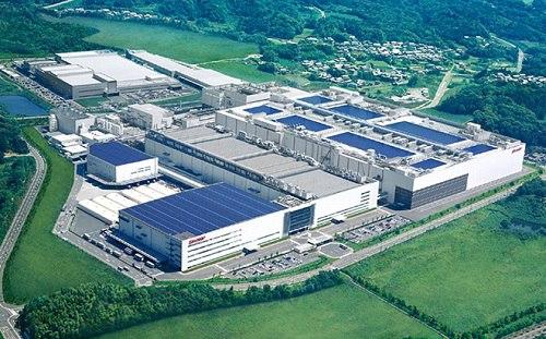 Nhà máy của Sharp ở Kameyama sẽ được dùng để sản xuất màn hình cho iPhone 5, 5S.