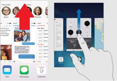 iPhone 6/6 Plus và iPhone 5, 5S.