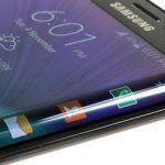 Samsung Galaxy S6 sẽ kế thưa màn hình cong từ Samsung Note Edge