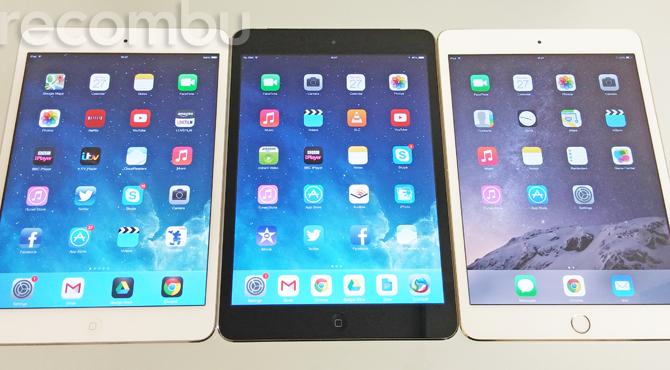 iPad Minis 3