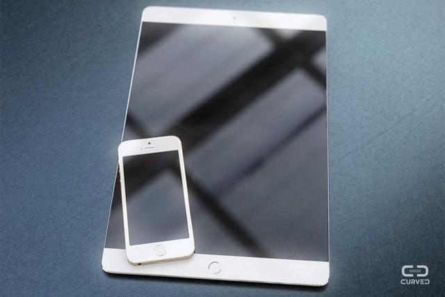 Và tất nhiên mẫu iPad Pro này cũng sẽ tích hợp tính năng nhận diện vân tay Touch ID.