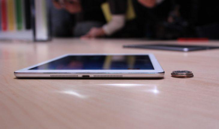 """iPad Air 1,2 mỏng đến mức """"Khó Tin"""""""