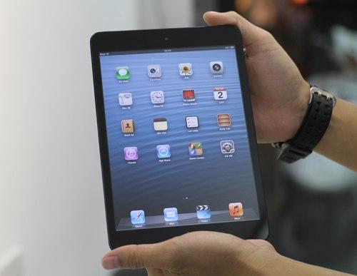 Tấm nền màn hình iPad Mini 1,2,3 sẽ không được sản xuất bởi Samsung.