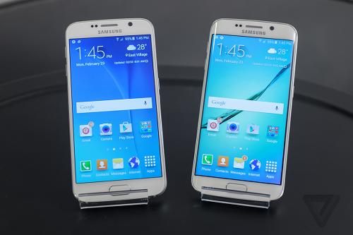 Thay màn hình mặt kính cảm ứng Samsung Galaxy S6, S6 Edge
