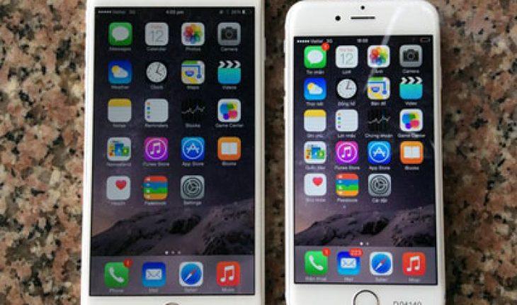 """Dây chuyền sản xuất màn hình iPhone 6, 6 Plus và những thông số """"gây bão"""""""