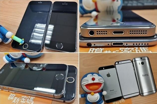 ComparisonwiththeAppleiPhone5sandothermodels