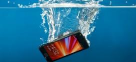 Làm gì khi chiếc điện thoại không may bị rơi vào nước ?