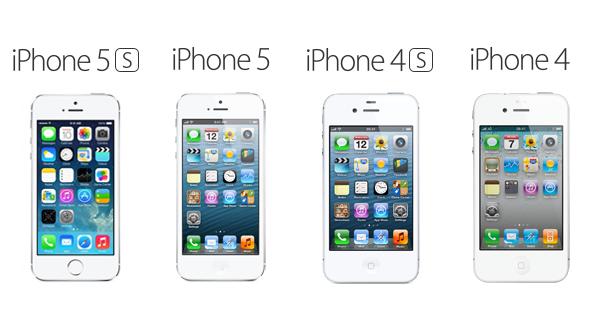 iphone5s-iphone5c-iphone5-iphone4s-iphone4