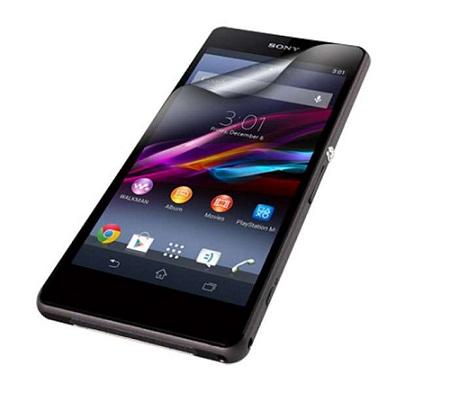 Sony Xperia Z1 Compact Black 2