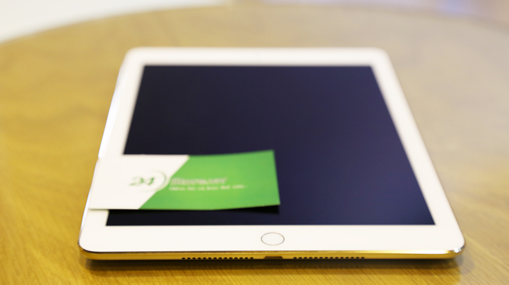 thay mặt kính iPad Pro
