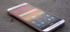 Đợt hàng đầu tiên bị hoãn do trục trặc lỗi màn hình HTC M9