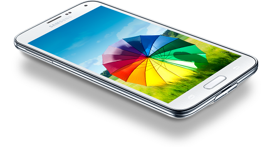 Galaxy-S5-screen