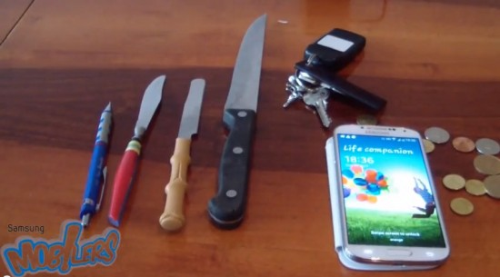 Samsung-Galaxy-S4-Scratch-Test-550x305