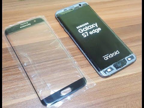 Thay màn hình mặt kính cảm ứng Samsung Galaxy S7, S7 Edge chính hãng, uy tín, giá rẻ nhất tại Hà Nội và TP.HCM