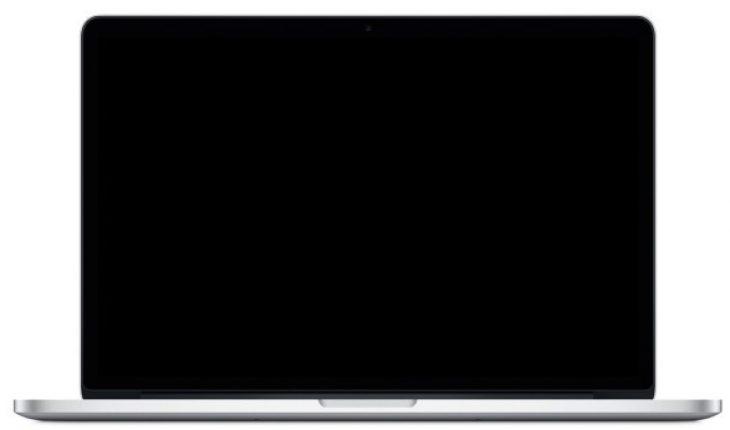 cách sửa chữa Macbook bị đen màn hình