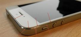 Làm thế nào để nhận biết màn hình iPhone 5S zin chính hãng ?