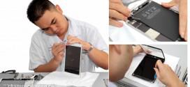 Hướng dẫn sửa lỗi cảm ứng hàng dọc trên màn hình iPad Air