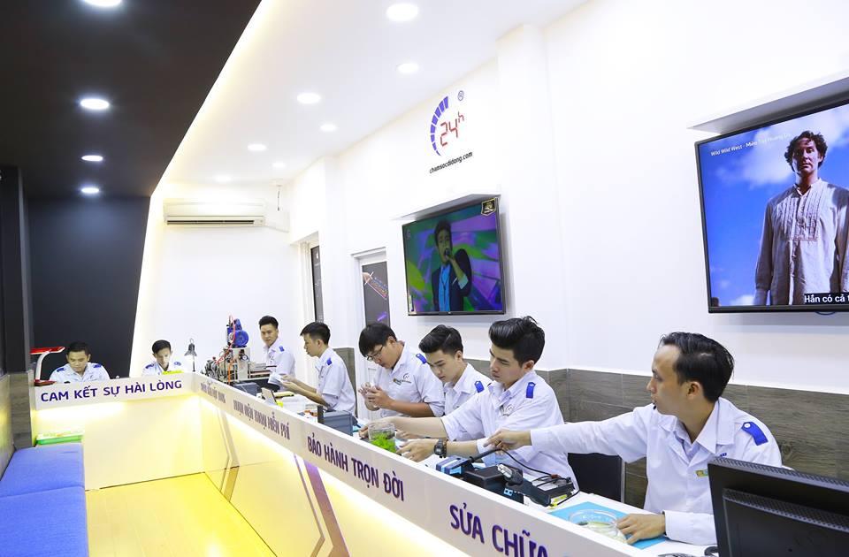 Bệnh viện điện thoại 24h sửa chữa iPhone Samsung uy tín