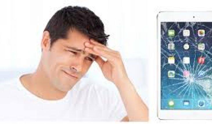Thế nào là thay màn hình iPad Air và thay mặt kính cảm ứng iPad Air?