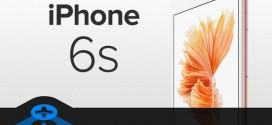 Mổ bụng iPhone 6S – có dễ sửa chữa?