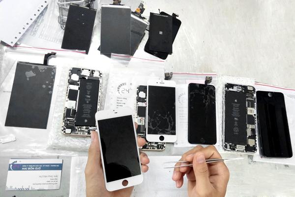 thay man hinh cam ung iphone 6 iphone 6 plus (3)