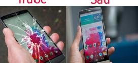 Cần chú ý điều gì trước khi thay màn hình LG G3?