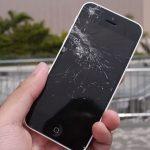 Những nguyên nhân gây hỏng màn hình điện thoại
