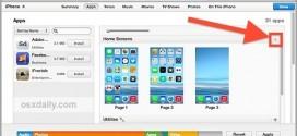 2 cách làm trống màn hình iPhone đơn giản không cần jailbreak