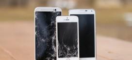 Màn hình điện thoại bị hỏng, nên thay từng phần hay phải thay nguyên bộ?