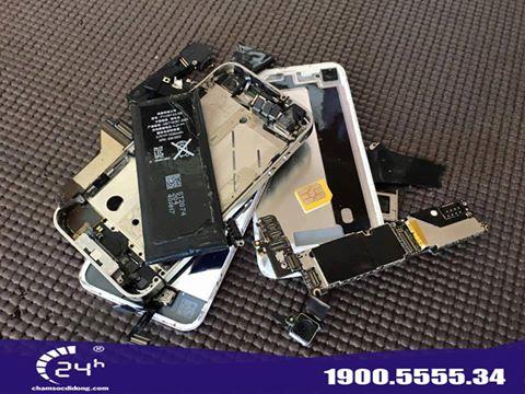 Nơi sửa chữa iPhone lúc gặp lỗi gì?