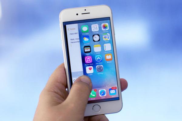 iPhone bị loạn cảm ứng do đâu?