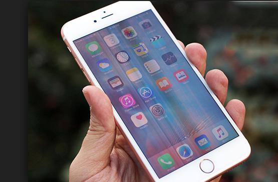 Màn Hình Iphone 7 7 Plus Bị Nhiễu Màu Do đâu