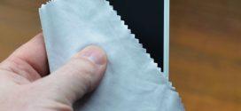 Cách vệ sinh màn hình cảm ứng cho Smartphone
