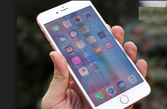 Fix lỗi iPhone bị nhiễu màn hình