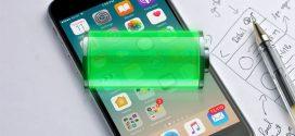 Fix lỗi hao pin trên iOS 10 dễ như ăn cháo