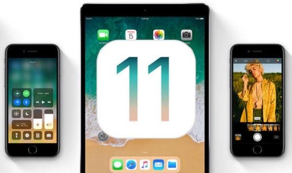 Tiết kiệm pin iOS 11
