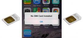 Hướng dẫn cách khắc phục khi điện thoại không nhận SIM